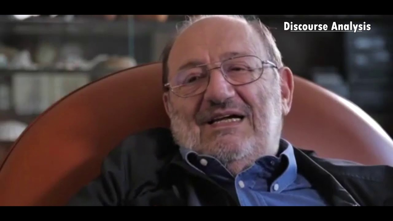 Umberto Eco's Advice to Young Writers - Clevious Discourse